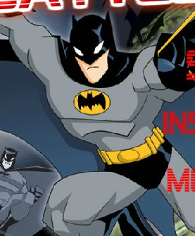 Batman New Battle Oyunu
